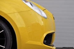 alfa romeo mito yellow