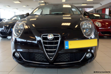Carbon sideskirts for Alfa Romeo MiTo by Autoperforma