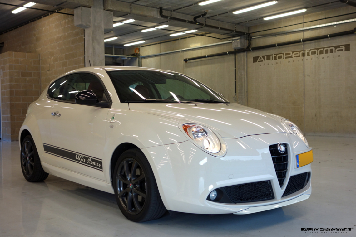 bodykit for alfa romeo mito autoperforma visual performance. Black Bedroom Furniture Sets. Home Design Ideas